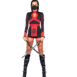 COPY - Leg Avenue Dragon Ninja Women's Costume